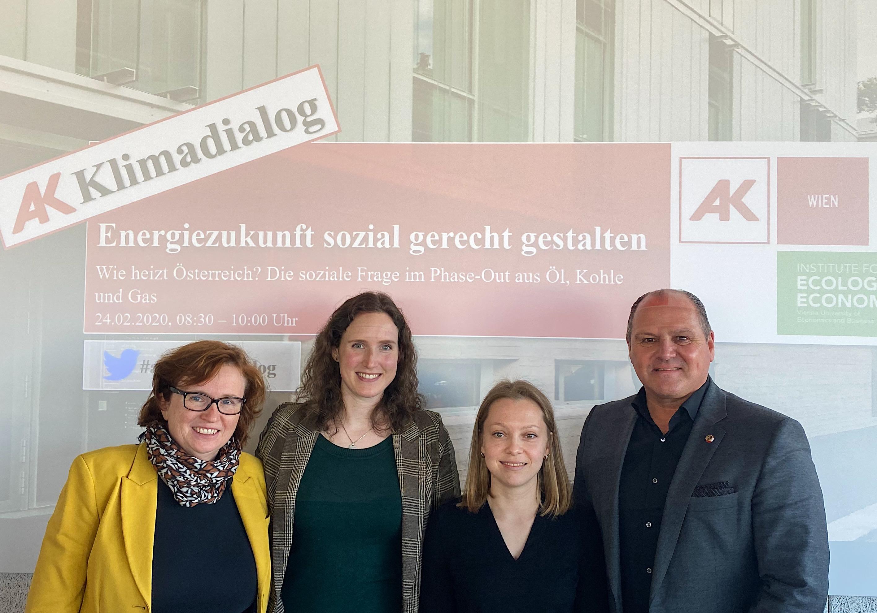 AK-Klimadialog – SPÖ-Energiesprecher Schroll: Regierung bei Ausstieg aus fossilem Heizen gefordert