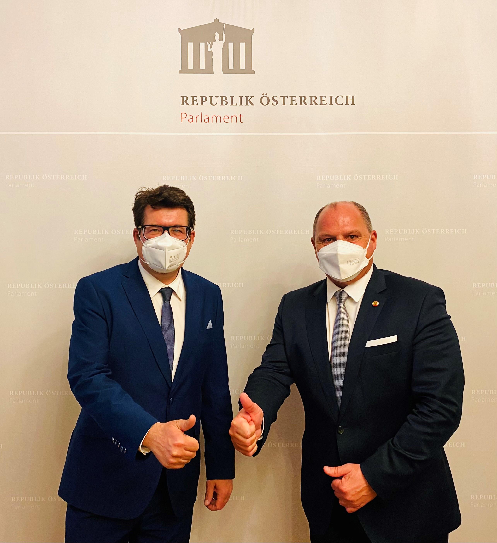 SPÖ-Laimer und Schroll: Stärkung der Landesverteidigung sollte immer über ÖVP-Sparzwängen stehen